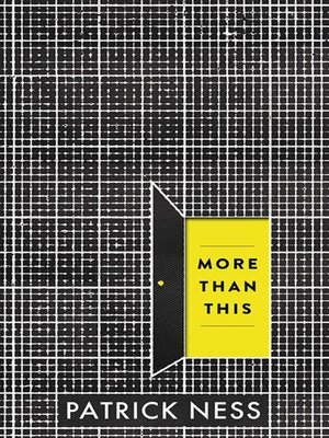 cover image of More Than This